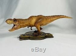 12 Jurassic Park T-rex Statue Jurassic World Dinosaur Tyrannosaurus Rex