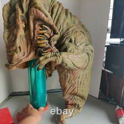 1993 T-Rex dinosaur Halloween Mask Distortions Unlimited