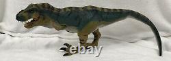 1997 Hasbro Jurassic Park The Lost World Bull T-Rex JP 28 Dinosaur TESTED