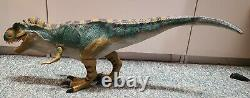 1997 Jurassic Park Lost World JP28 Bull T-Rex Dinosaur Sound Works Bloody Teeth