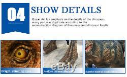 30' Commercial Animatronic Dinosaur Robotic Jurassic T-rex Theme Park Prop
