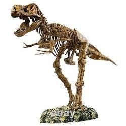 Animal Planet Giant Tyrannosaurus Rex Trex T-Rex Skeleton 90cm long 51 pieces