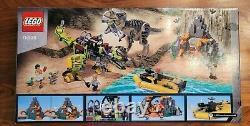 Brand New LEGO Jurassic World T. Rex vs Dino-Mech Batt (75938)