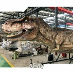Build Your Animatronic T-REX Tyrannosaurus Rex Dinosaur Jurassic Park Theme Prop