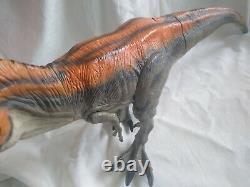 Bull T Rex. Jurassic Park. Lost World