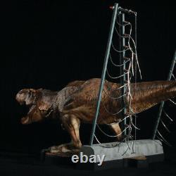 CHRONICLE Breakout T-rex Tyrannosaurus Rex Dinosaur Statue Figure NEW