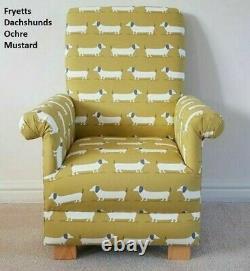 Chair Kids Dinosaur Armchair Prestigious Fabric Childrens Nursery Small Bedroom