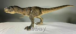 Custom Mattel Jurassic World Super Colossal T-Rex Tyrannosaurus Rex FMM63 42