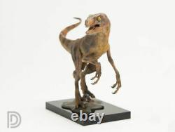 DINO DREAM Tyrannosaurus T Rex & Velociraptor Dinosaur Figure GK Collector Gift