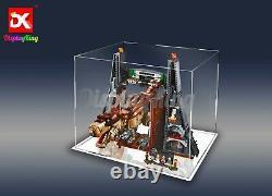 DK display case for LEGO Jurassic World Jurassic Park T. Rex Rampage 75936