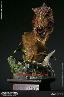 Dam Toys MUS001A Statue T-Rex Bust Figure Museum Collection Series Dinosaur