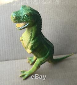 Dino Hunters T-rex Dinosaur Gi Joe 1993 Vintage Rare