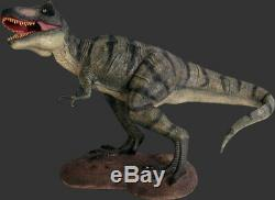 Dinosaur Sculpture Dinosaur Statue T-Rex Dino Statue