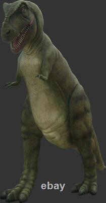 Dinosaur Sculpture Huge Decor Huge T-Rex Dinosaur Statue Life Size 22 FT