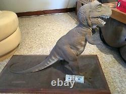 Dinosaur Sculpture of a T-Rex by Louis Paul Jonas Studios