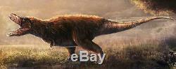 Dinosaur Tyrannosaurus Rex fossil tooth New Mexico, USA T rex