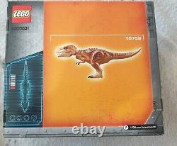 Exclusive LEGO 4000031 Limited T Rex Jurassic World (Brand New, Unopened) 1/500