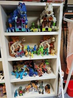 Fisher Price Imaginext Dinosaur Lot T-Rex Dinosaur Jurassic World