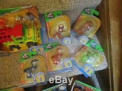 Fisher price Imaginext Jurassic World Dinosaur NEW T rex collection 21 owen lot
