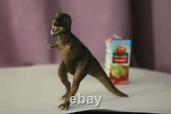GIANT LOT RARE Schleich/Safari Jurassic Dinosaurs T-Rex Triceratops Stegosaurus