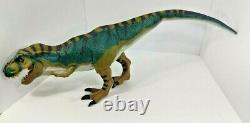 Hasbro JURASSIC PARK LOST WORLD BULL T-REX JP28 Dinosaur 29 1997 RARE