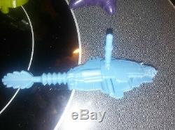 He-Man MOTU T-REX Dinosaur Tyrantisaurus with DRONE and GUN RARE
