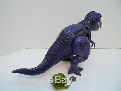 He-Man Masters of The Universe T-REX Dinosaur Tyrantisaurus with DRONE RARE MOTU