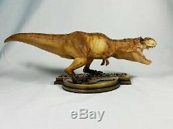Jurassic Park 12 T-rex Statue Jurassic World Dinosaur Tyrannosaurus Rex