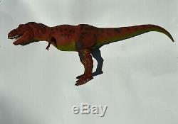 Jurassic Park 1993 Kenner figure toys dinosaurs T Rex, Triceratops, Steg Toy Lot