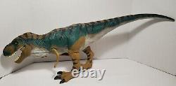 Jurassic Park 1997 Lost World Bull Tyrannosaurus Rex T-Rex JP28 Working