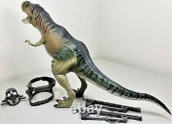 Jurassic Park 1997 Lost World Thrasher T-Rex with Working Action Features COMPLETE