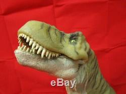 Jurassic Park 22 in Long Green Thrasher Tyrannosaurus T-Rex Dinosaur Toy JP. 29