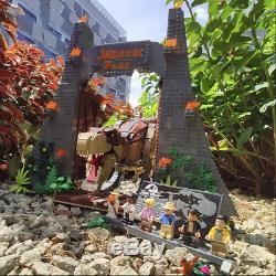 Jurassic Park 75936 T. Rex Rampage Play Set Building Blocks Brand New Expert
