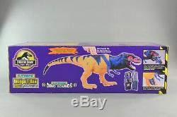Jurassic Park Chaos Effect Electronic Omega T-Rex Tyrannosaurus Rex Kenner NEW