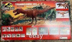 Jurassic Park Electronic Tyrannosaurus Rex 1993 action figure