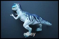 Jurassic Park III Dinosaur Rare Working CamoXtreme Arctic Tyrannosaurus JP3 TRex
