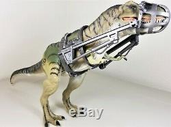 Jurassic Park Lost World Thrasher T-Rex JP29 Tyrannosaurus Rex Complete READ