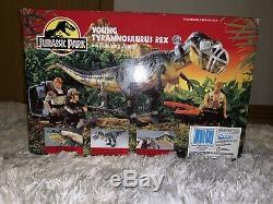Jurassic Park Series 2 Young T-Rex Tyrannosaurus Rex Kenner NIB RARE