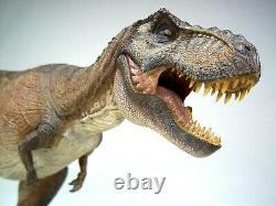 Jurassic Park Style Tyrannosaurus Rex Dinosaur T Rex Figure Jurassic World Nanmu