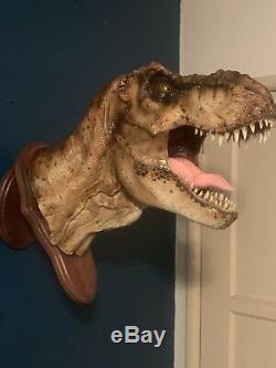 Jurassic Park T Rex Prop Replica, Dinosaur