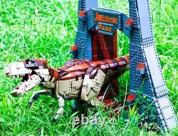 Jurassic Park T. Rex Rampage Building blocks toys 75936