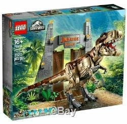 Jurassic Park T. Rex Rampage LEGO 75936 Brand new Jurassic World Legos set