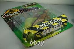 Jurassic Park The Lost World Junior Baby T Rex Dinosaur 1996 Kenner MOC NEW