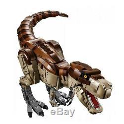 Jurassic Park World T-REX Rampage Dino Set Dinosaur Building Blocks Bricks Gift