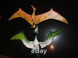 Jurassic Park Young T-rex, Spinosaurus, Pteranodon, Velociraptor, Dinosaur Big Lot