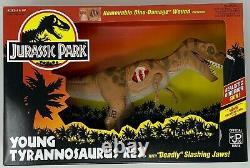 Jurassic Park Young Tyrannosaurus Rex 1993 action figure