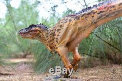 Jurassic World Dino 1/20 Red Tyrannosaurus Rex T-Rex Dinosaur Resin Statue