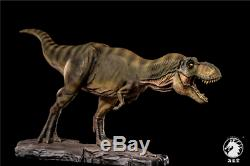 Jurassic World Dino King Tyrannosaurus Rex T-Rex 1/35 Dinosaur Resin PVC Statue
