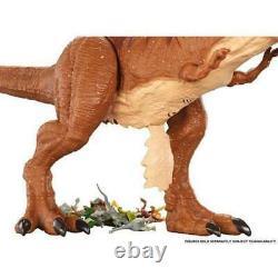 Jurassic World Super Colossal T-Rex Giant Dinosaur Toy Figure BRAND NEW 101CM