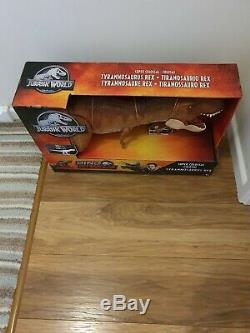 Jurassic World Super Colossal T-Rex Giant Tyrannosaurus Rex Dinosaur Toy Figure